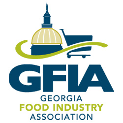 Georgia Food Industry Association logo