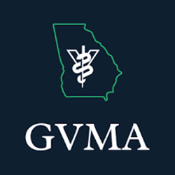 Georgia Veterinary Medical Association logo
